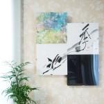 modern zen art/ インテリア書「巡季-seasons go by-」